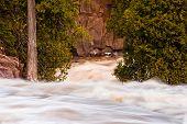 Rapids On Gooseberry River