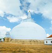 Ruvanmali Maha Stupa Anuradhapura