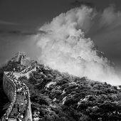 Постер, плакат: Великая китайская стена