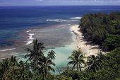Costa de na Pali, Kauai