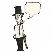 vagabundo de desenho animado no cartola