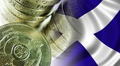 Money And Saltire
