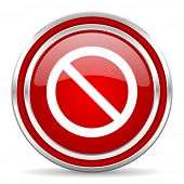 image of denied  - access denied icon - JPG