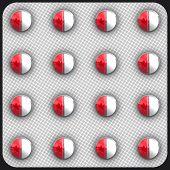 stock photo of ecstacy  - Prescription Drugs Generic In Packaging Clip Art - JPG