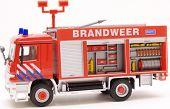 European Rescue Fire Truck