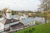 Svyato-duhov Monastery In Vitebsk Belarus