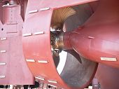 Propeller And Rudder