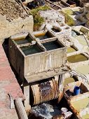 Tannery In Fes, Morocco