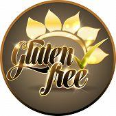 Gluten free sign