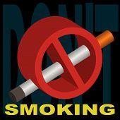 Don't Smoking