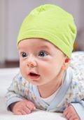 2 Months Baby Boy Portrait
