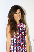 LOS ANGELES - FEB 22:  Sazan Barzani at the Abercrombie & Fitch 'The Making of a Star' Spring Campai