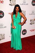 LOS ANGELES - FEB 22:  Nia Long at the 45th NAACP Image Awards Arrivals at Pasadena Civic Auditorium