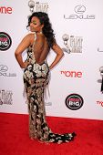 LOS ANGELES - FEB 22:  Tatyana Ali at the 45th NAACP Image Awards Arrivals at Pasadena Civic Auditor