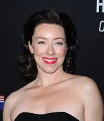 LOS ANGELES - FEB 13:  Molly Parker the