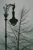 Vintage Streetlamp