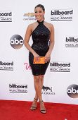 LAS VEGAS - MAY 18:  Jordin Sparks arrives to the Billboard Music Awards 2014  on May 18, 2014 in La