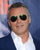 LOS ANGELES - JUL 17:  Matt LeBlanc arrives to the CBS-CW-Showtime Summer TCA Press Tour 2014  on July7, 2014 in West Hollywood, CA.