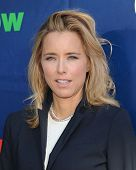 LOS ANGELES - JUL 17:  Tea Leoni arrives to the CBS-CW-Showtime Summer TCA Press Tour 2014  on July7, 2014 in West Hollywood, CA.