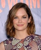 LOS ANGELES - JUL 17:  Ruth Wilson arrives to the CBS-CW-Showtime Summer TCA Press Tour 2014  on Jul