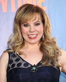 LOS ANGELES - JUL 17:  Kirsten Vangsness arrives to the CBS-CW-Showtime Summer TCA Press Tour 2014  on July7, 2014 in West Hollywood, CA.