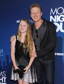 LOS ANGELES - APR 29:  Kevin McKidd & Iona McKidd arrives to the
