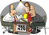 Tax man