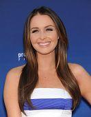 LOS ANGELES - APR 29:  Camilla Luddington arrives to the