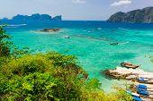 Exotic Backdrop Heaven Seascape