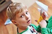 Scissoring Boy