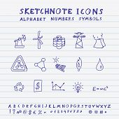 Vector Doodle Icons