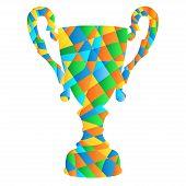 Color trophy