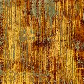 Computer designed highly detailed vintage texture or background