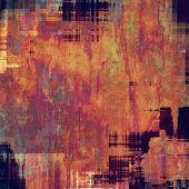 Antique vintage texture background