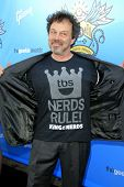 LOS ANGELES - AUG 17:  Curtis Armstrong at the 2nd Annual Geeky Awards at Avalon on August 17, 2014 in Los Angeles, CA