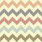 Seamless geometric wavy pattern