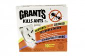 West Point - August 17, 2014: Box of 10 Grant's Ant Stakes from AMDRO