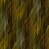 art abstract colorful geometric pattern; tiled background in green, olive and brown and colors