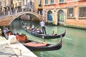 Gondolas And Gondoliers
