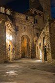 San Gimignano By Night - Italy