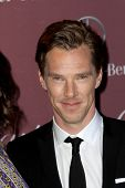 PALM SPRINGS, CA - JAN 3: Benedict Cumberbatch arrives at the 2015 Palm Springs International Film Festival Awards Gala at the Palm Springs Convention Center on January 3, 2015 in Palm Springs, CA.