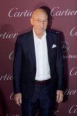 PALM SPRINGS, CA - JAN 3: Patrick Stewart arrives at the 2015 Palm Springs International Film Festival Awards Gala at the Palm Springs Convention Center on January 3, 2015 in Palm Springs, CA.