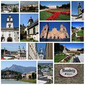 Salzburg Collage
