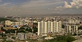 picture of ulaanbaatar  - New construction of buildings in the capital city Ulaanbaatar - JPG