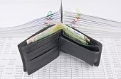 Wallet Full Of Bills