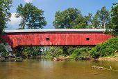 Putnam County Covered Bridge