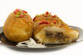 Cuban Cuisine: Traditional Stuffed Potatoes