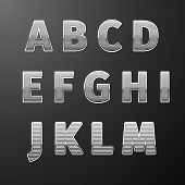 Modern Styles font