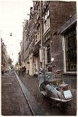 a street of Paris
