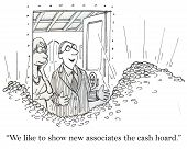 Cash Hoard
